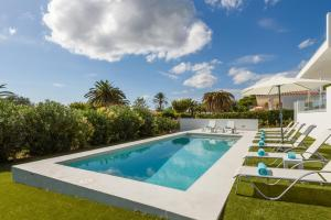 The swimming pool at or near VILLA LUCIA B17