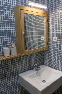 Un baño de Apartamento Duque