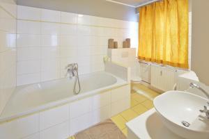 Ein Badezimmer in der Unterkunft Apartment Markt Ardagger