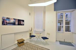 A television and/or entertainment center at IzzHome Loft 84