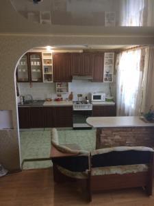 Кухня или мини-кухня в Звездная 22