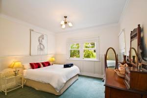 Krevet ili kreveti u jedinici u objektu The Nook