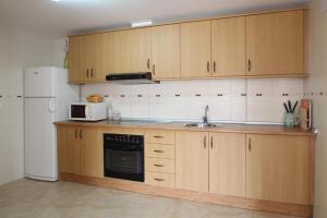 Una cocina o zona de cocina en El Balcon Guadalest