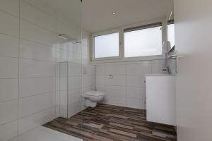 Bathroom sa Appartementen Renesse