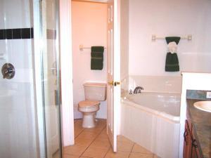 A bathroom at Sunsplash Vacation Homes