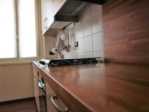 Cucina o angolo cottura di Villa Alba Malpensa