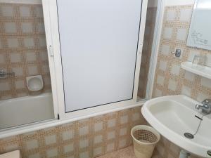 Vonios kambarys apgyvendinimo įstaigoje Residence Yasmina Agadir
