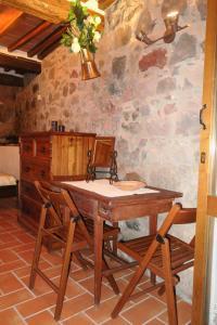 Restaurant ou autre lieu de restauration dans l'établissement Casa Magrini