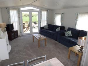 A seating area at Avonvale Holiday Lodges