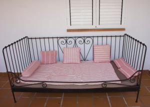 A seating area at Villa Taginaste
