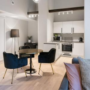 A kitchen or kitchenette at Frogner House Apartments - Bygdøy Allé 53