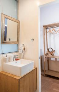Ένα μπάνιο στο Hamam Suites Sifaka