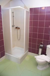 Łazienka w obiekcie Dwór Górny