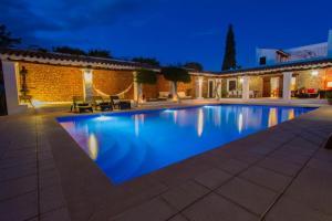 The swimming pool at or near Bab el Oued Villa Ibiza