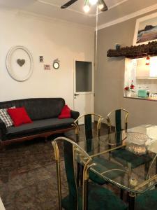 Area soggiorno di Casa Anita