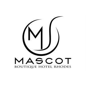 Az apartmanhotel logója vagy márkajelzése