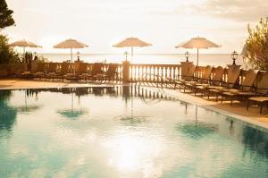 The swimming pool at or near Hapimag Resort Paguera