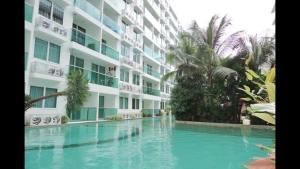 The swimming pool at or near Amazon Condominium