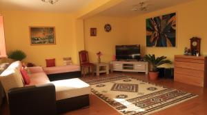 O zonă de relaxare la Vila Granada