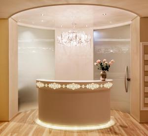 Ein Badezimmer in der Unterkunft Hapimag Resort Salzburg