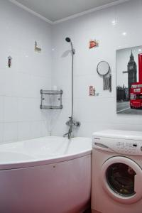 Ванная комната в Апартаменты Калина на Ленинградской, 37