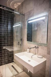 Kúpeľňa v ubytovaní Downtown Beauty Apartment