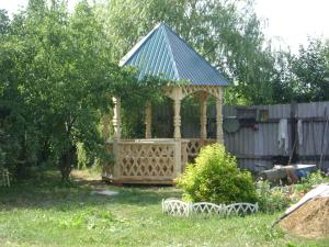 Сад в Holiday home on Sovetskaya 17