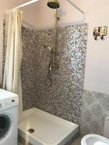 Ванная комната в Квартира Люкс