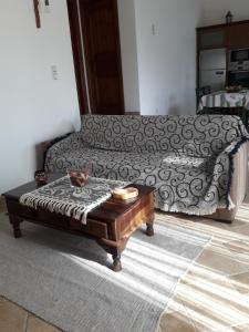 A seating area at Villa Polymnia