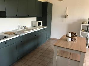 Küche/Küchenzeile in der Unterkunft Le Domaine Vermeil