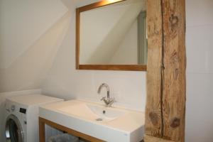 Vannas istaba naktsmītnē Beautiful apartments - Romantic