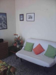 Area soggiorno di vigevano apartment Bonecchi