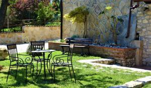 Giardino di Villa Luisia
