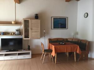 TV/Unterhaltungsangebot in der Unterkunft Haus Lissy