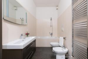 Un baño de Flospirit apartment