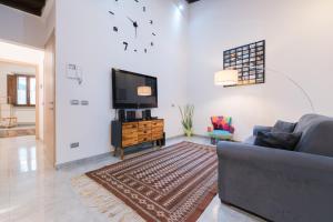 Zona de estar de Flospirit apartment