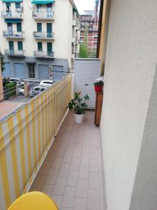 Balcone o terrazza di House Katia