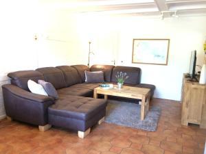 Ein Sitzbereich in der Unterkunft Hof Bais - Komfort Ferienhaus