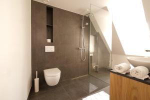 A bathroom at Rent a Place 5