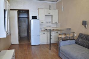 Кухня или мини-кухня в  Апартаменты Форосский берег