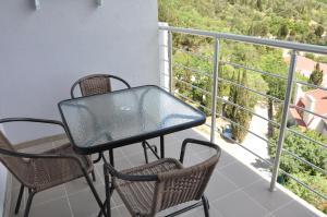 Балкон или терраса в  Апартаменты Форосский берег