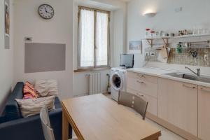 Cucina o angolo cottura di Adorabile bilocale in Piazzale Susa centro Milano