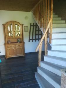 Eine Fassade oder ein Eingang zu Ferienhof Unterführholzergut