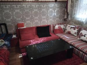 A bed or beds in a room at APPARTEMENT à Casablanca