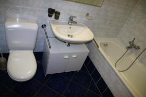 Ein Badezimmer in der Unterkunft Résidence Balcons du Soleil