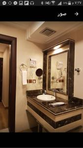 A bathroom at Narmiss Aparthotel 2