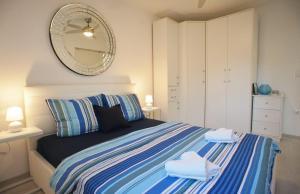 Krevet ili kreveti u jedinici u objektu Apartment Dolly Bell