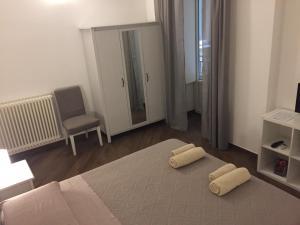 Letto o letti in una camera di Maqueda Suiterooms