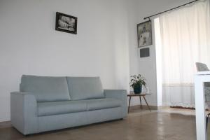A seating area at Casa Giacchino