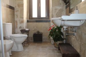 A bathroom at Casa Giacchino
